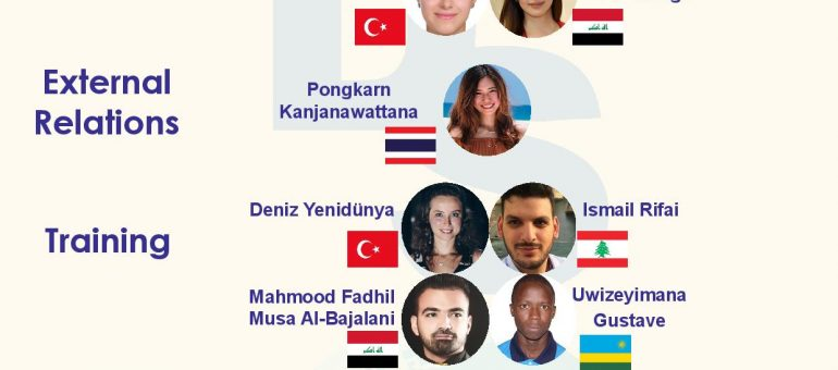 Meet the Standing Committees Chairs Candidates 2018/19