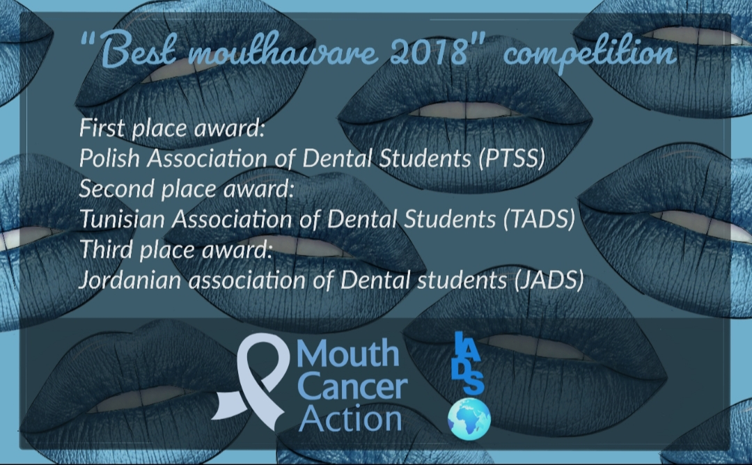 """""""best mouthaware 2018"""" results announcement"""