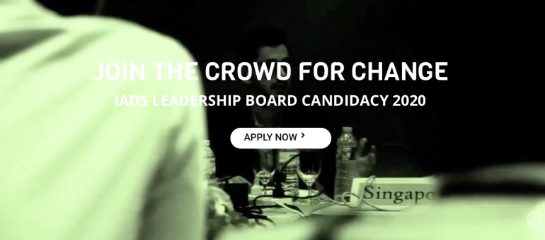 Call for Leadership Applications